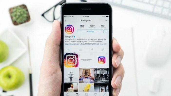 como borrar historial en Instagram
