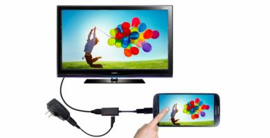 Conectar celular a TV HDMI