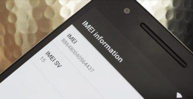Rastrear celular con IMEI