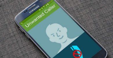 bloquear llamadas de numeros desconocidos