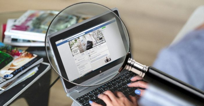 como borrar historial de busqueda en facebook