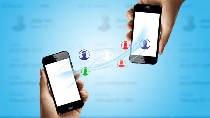 pasar contactos de un telefono a otro