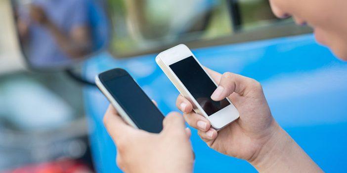 pasardatos de un celular a otro