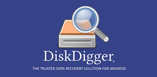 DiskDigger app