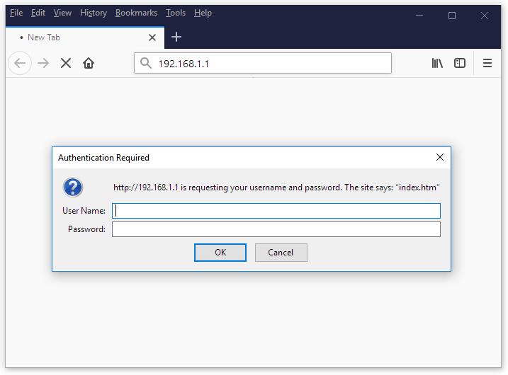 acceso router para ver contraseña wifi sin root