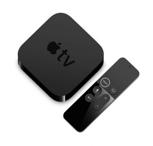 apple tv conectar iphone a tele