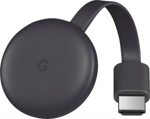 chromecast movil a tv