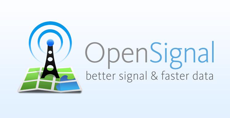 instalar aplicaciones OpenSignal
