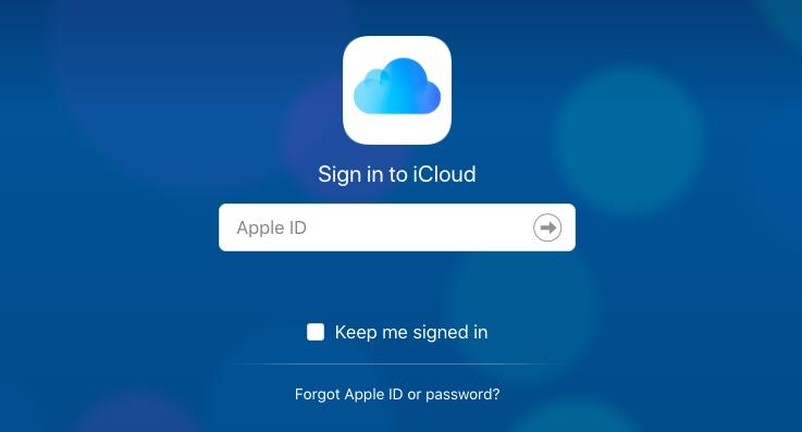 localizar iphone icloud