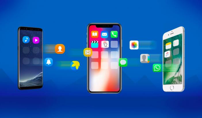 pasar datos de un celular a otro