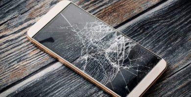 recuperar datos celular con pantalla rota