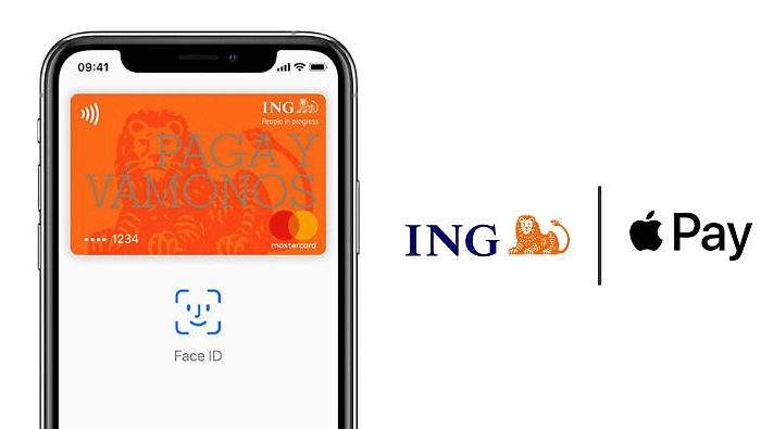 Apple pay y ING