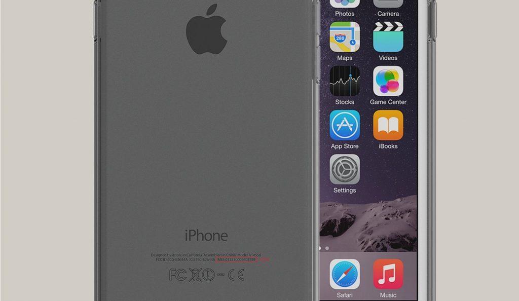 Verifique o IMEI de um iPhone