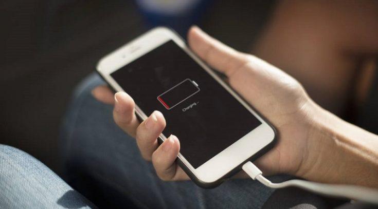 calibrar bateria iphone