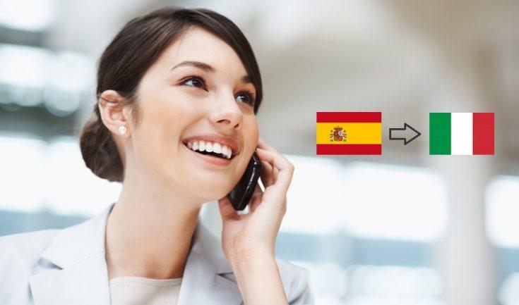 como llamar a Italia desde España