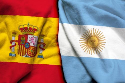como llamar a argentina desde españa