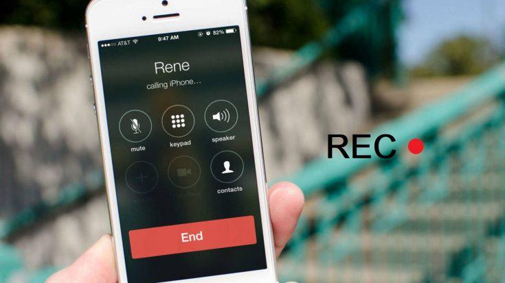 grabar llamadas con el movil