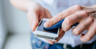 limpiar smartphone