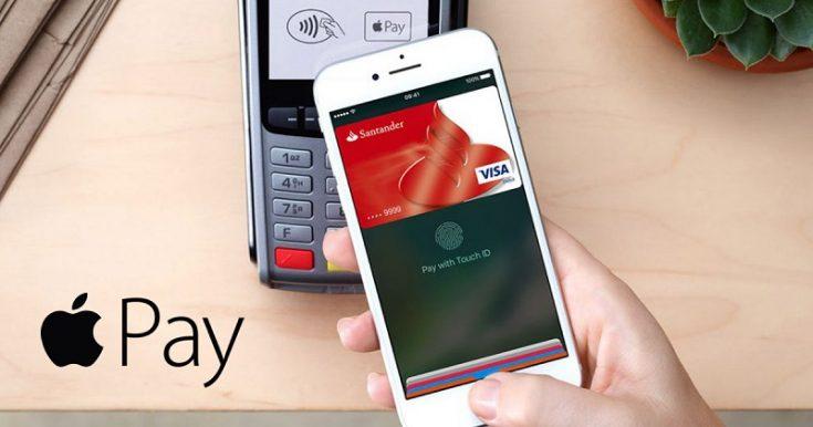 pagar do iPhone Santander